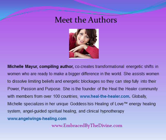 Meet the Authors - Michelle MayurV4