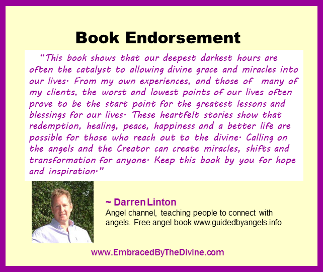 Endorsement - Darren Linton