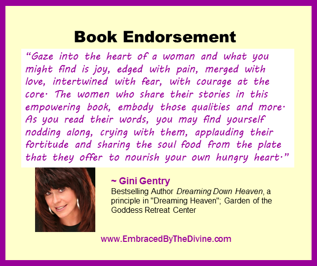 Endorsement - Gini Gentry