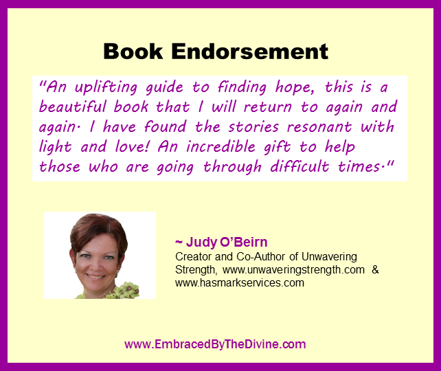 Endorsement - Judy O'Beirn