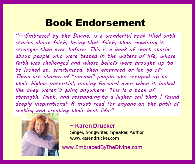 Endorsement - Karen Drucker