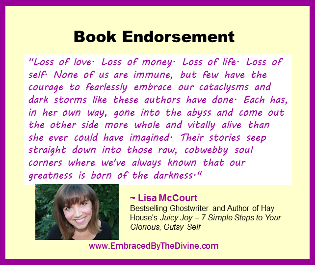 Endorsement - Lisa McCourt