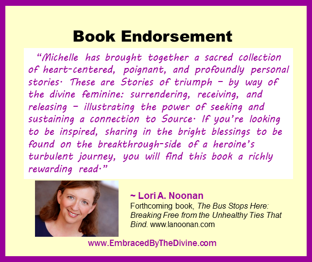 Endorsement - Lori Noonan