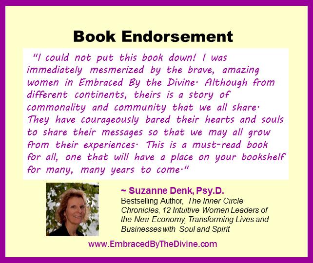 Endorsement - Sue Denk