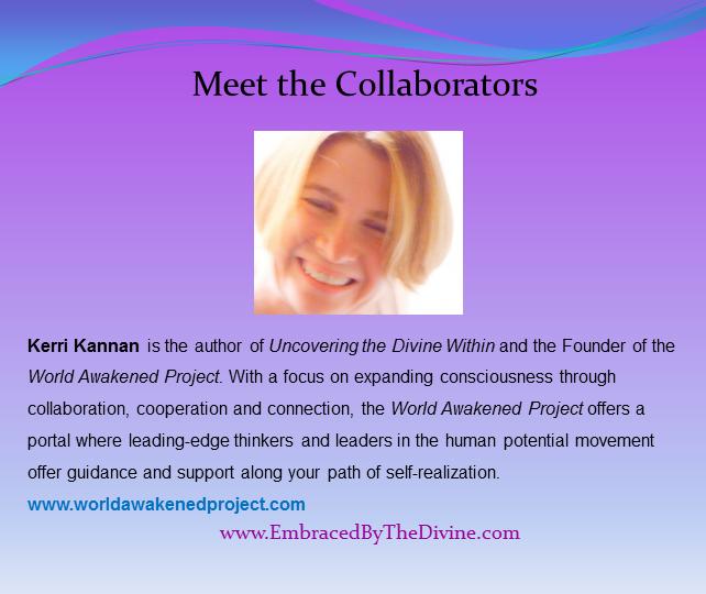 Meet the Collaborators - Kerri Kannan