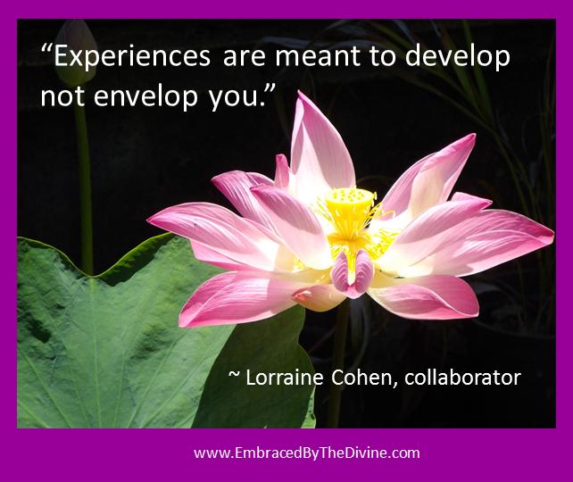 Lorraine Cohen Quote4