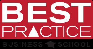 logo business school