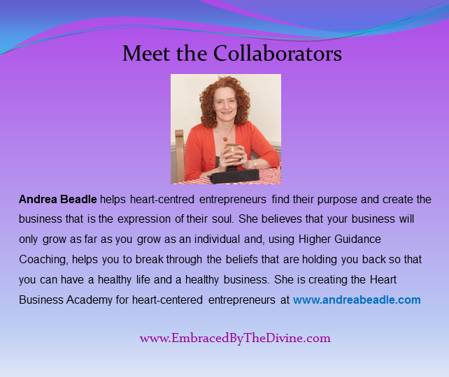 Meet the Collaborators - Andrea Beadle