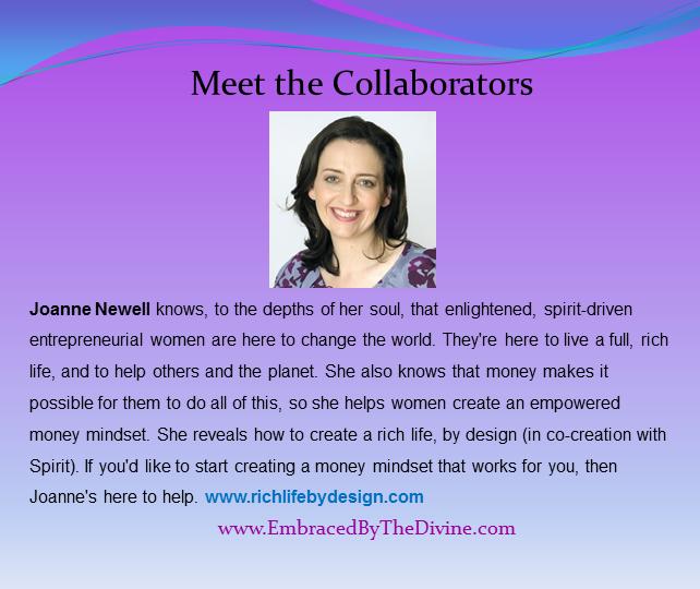 Meet the Collaborators - Joanne Newell