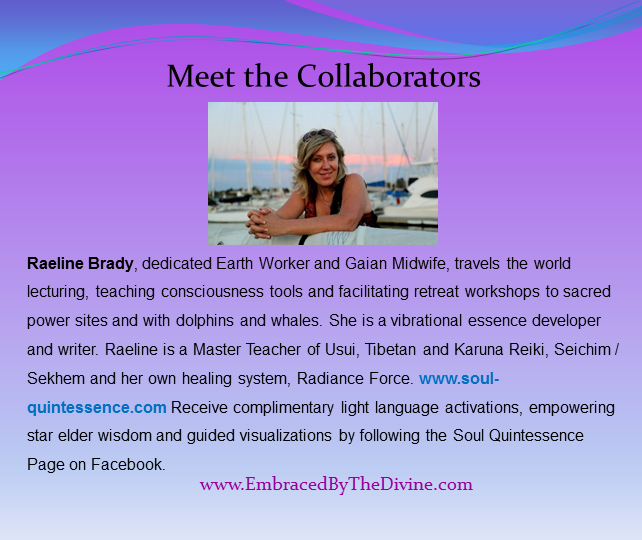 Meet the Collaborators - Raeline Brady
