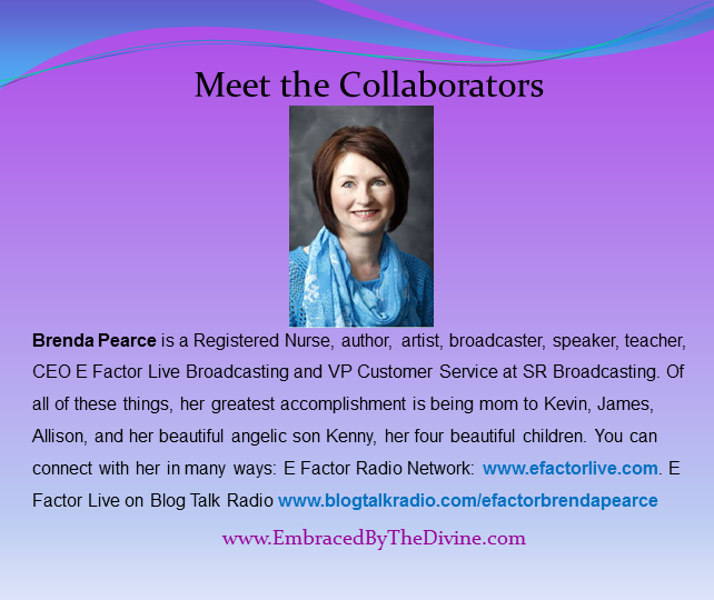 Meet the Collaborators - Brenda Pearce