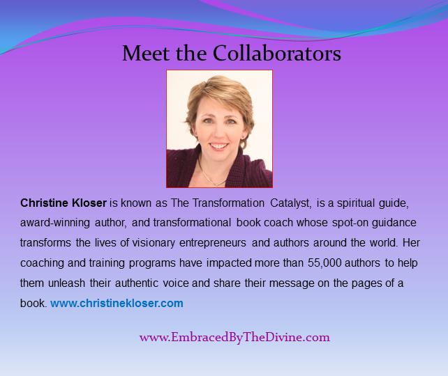 Meet the Collaborators - Christine Kloser
