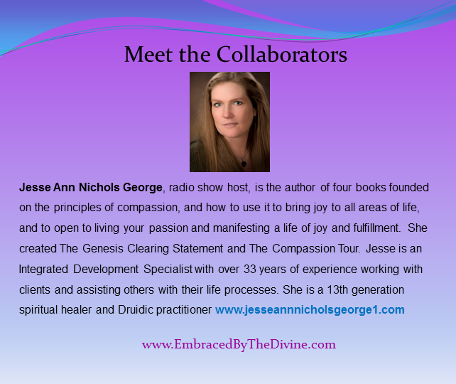 Meet the Collaborators - Jesse Ann