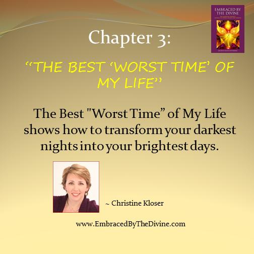 Summary Chapter 3 Christine